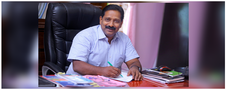 pavanthma collage Principal